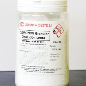 CLORO 90% Granular DIS/LENTA