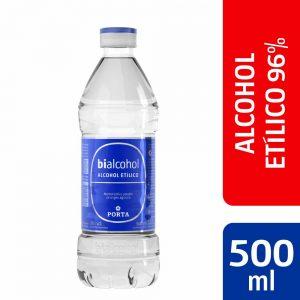 ALCOHOL FINO 500cc pack 12u