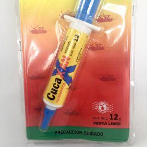CUCAXAN CEBO GEL X 12 Gr